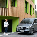 Officieel: Mercedes V-Klasse facelift (2019)