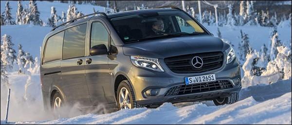 Officieel: Mercedes Vito 4x4