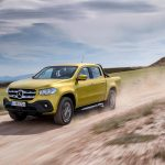 Officieel: Mercedes X-Klasse pick-up (2017)
