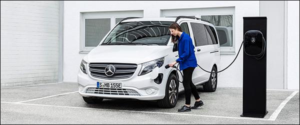 Officieel: Mercedes eVito (2020)