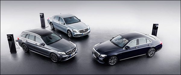 Autosalon Brussel 2019: Mercedes Line-up