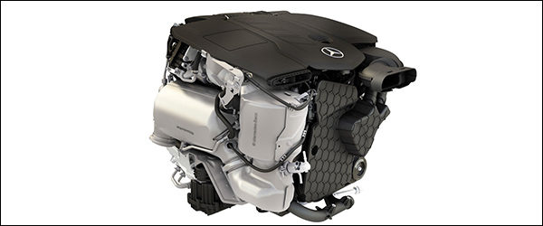 Mercedes' powerdiesel debuteert in S-Klasse facelift