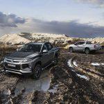 Officieel: Mitsubishi L200 pick-up (2018)