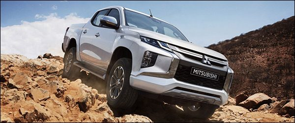 Officieel: Mitsubishi L200 pick-up (2018)