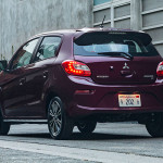 Officieel: Mitsubishi Space Star facelift (2016)