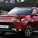 Officieel: Mitsubishi Outlander facelift