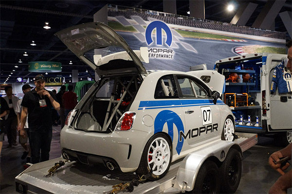 Mopar biedt handige zomercheck voor Fiat, Abarth, Jeep, Alfa Romeo, ... aan!
