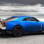 Officieel: Nissan GT-R50 by Italdesign (2018)