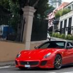 Ferrari 599GTO in Monaco - nr 11