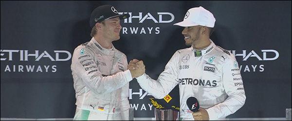 Nico Rosberg is wereldkampioen F1 2016