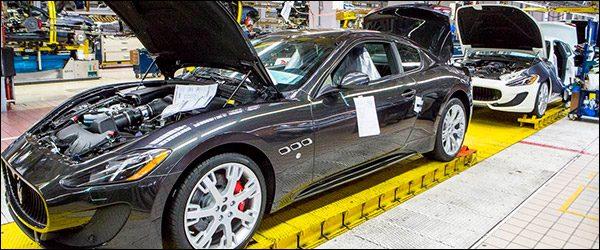 Nieuw Maserati model tegen 2018