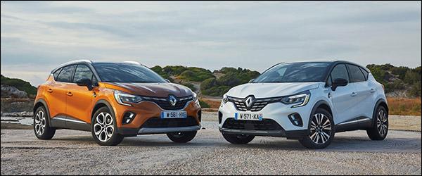 Nieuwe 1.0 TCe100 LPG motorisatie voor de Renault Clio en Captur (2020)