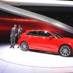 Nieuwe Audi A3 2012 11