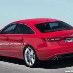 Nieuwe Audi A6 2012