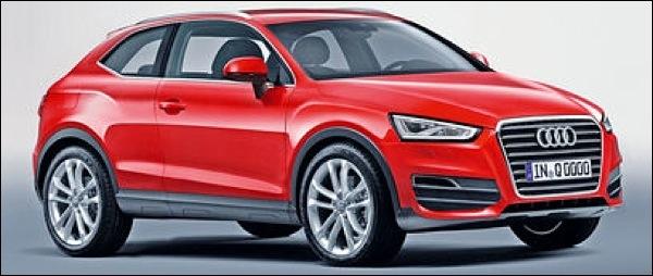 Nieuwe Audi Q2 Concept Preview