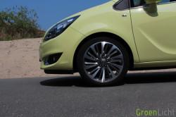 Nieuwe Opel Meriva CDTi - Rijtest 03