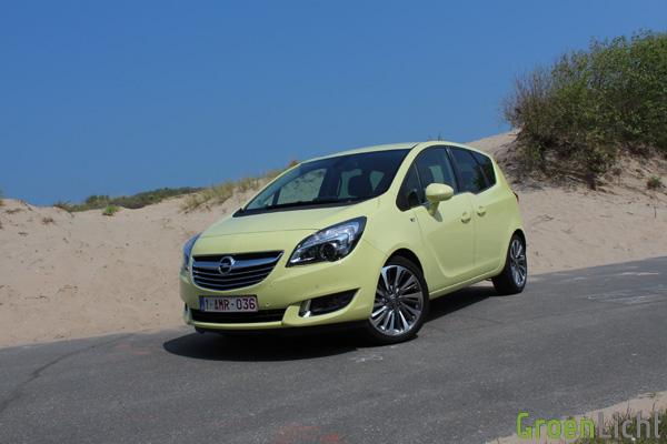 Nieuwe Opel Meriva CDTi - Rijtest 06