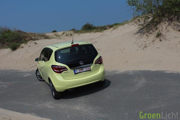 Nieuwe Opel Meriva CDTi - Rijtest 08