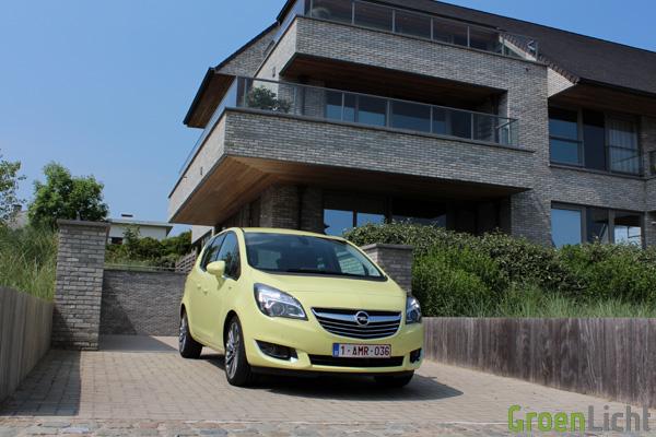 Nieuwe Opel Meriva CDTi - Rijtest 13