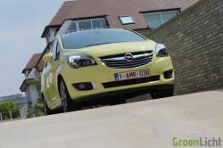 Nieuwe Opel Meriva CDTi - Rijtest 16