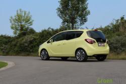 Nieuwe Opel Meriva CDTi - Rijtest 17