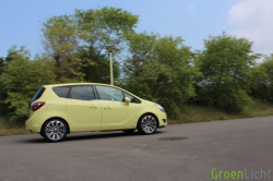 Nieuwe Opel Meriva CDTi - Rijtest 18