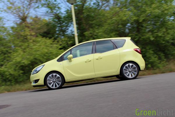 Nieuwe Opel Meriva CDTi - Rijtest 20
