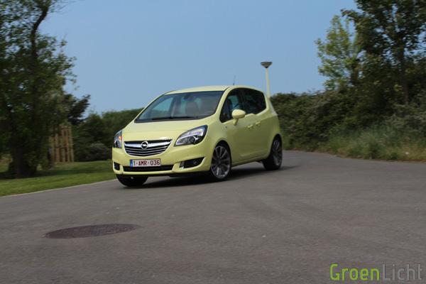 Nieuwe Opel Meriva CDTi - Rijtest 22
