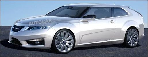 Nieuwe Saab 9-3