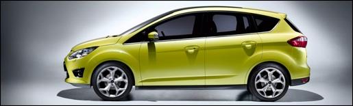 Nieuwe Ford C-Max