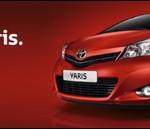 Nieuwe Toyota Yaris