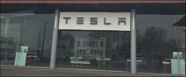 Nieuwe Tesla Store Gent is open!