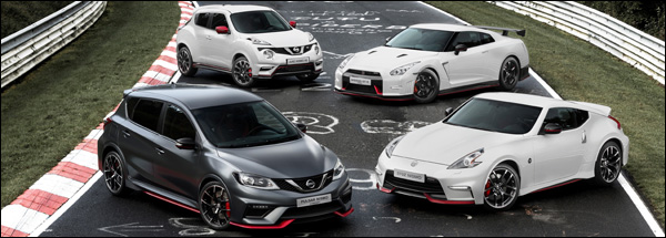 Nissan Autosalon Brussel 2015