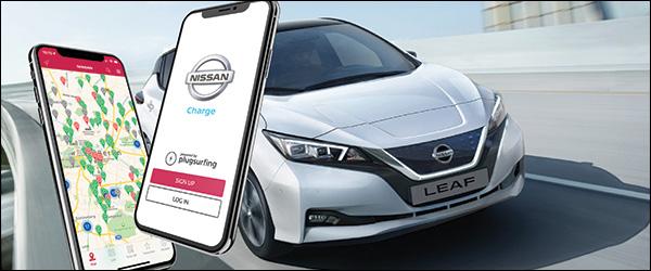 Nissan Charge is nu beschikbaar in België (2020)