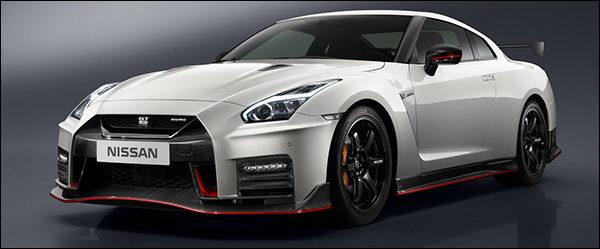 Officieel: Nissan GT-R NISMO facelift (2016)