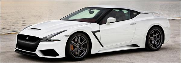 Impressie: Nissan GT-R | GroenLicht.be