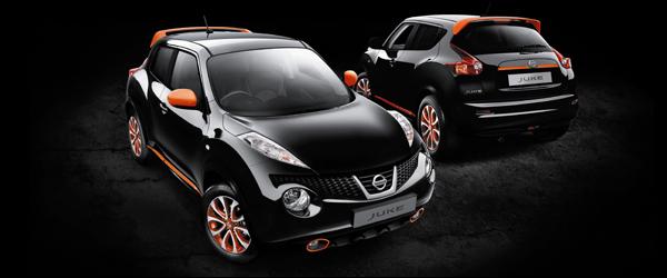 Nissan Juke Personalisatie 2013