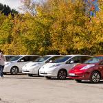 Belgische prijs Nissan Leaf 30 kWh: vanaf €35.125
