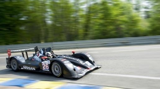 Nissan Lemans LMP2