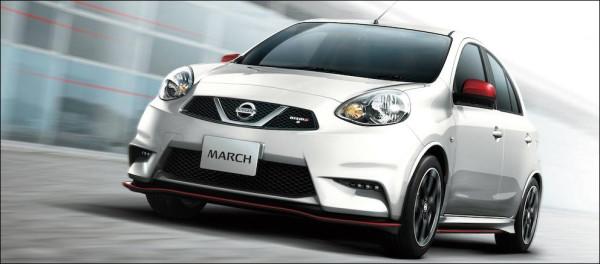 Nissan Micra Nismo S