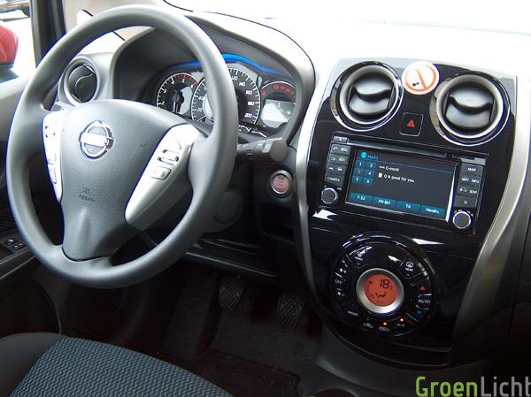 Nissan Note dCi - Rijtest 39