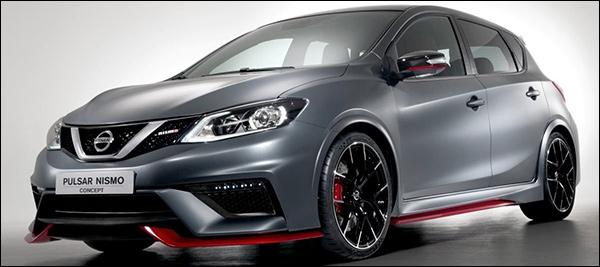 Officieel: Nissan Pulsar NISMO Concept