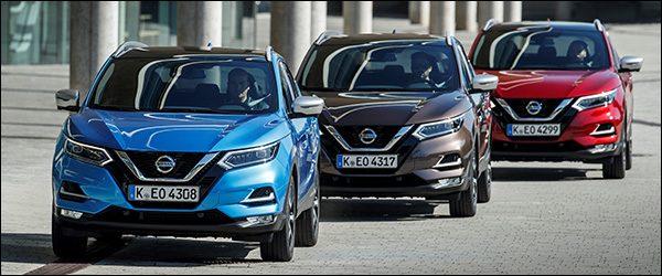 Nissan Qashqai Krijgt Nieuwe 1 3 Liter Dig T Benzinemotor