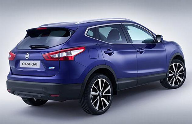 Officieel: Nissan Qashqai 2014