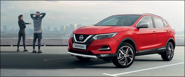 Officieel: Nissan Qashqai N-Motion (2019)