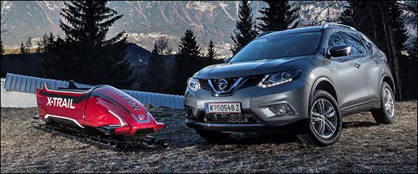 Officieel: Nissan X-TRAIL Bobslee