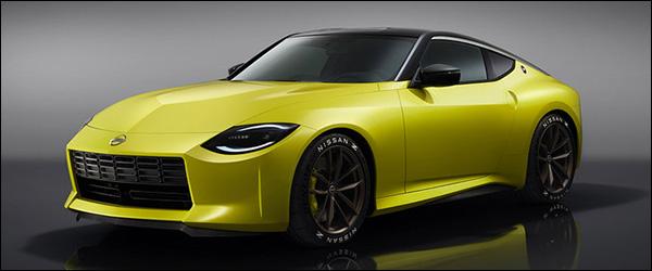 Officieel: Nissan Z Proto (2020)