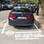 Video: Nissan wijst foutparkeerders op mogelijkheden ProPilot Park Assist (2018)