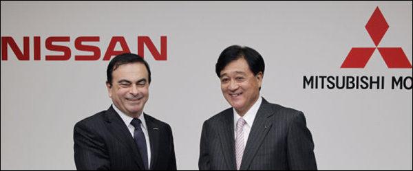 Officieel: Nissan koopt meerderheidsaandeel van Mitsubishi
