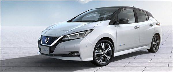 Officieel: Nissan LEAF (2017)